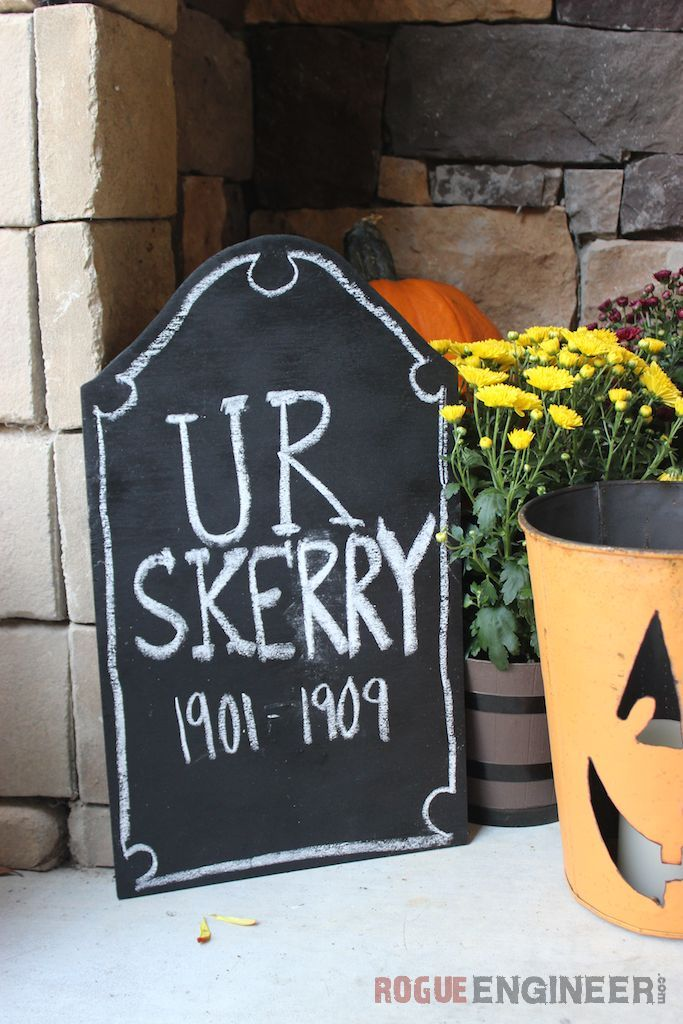 48 DIY Halloween Decorations That Are So Easy It\u0027s Scary DIY