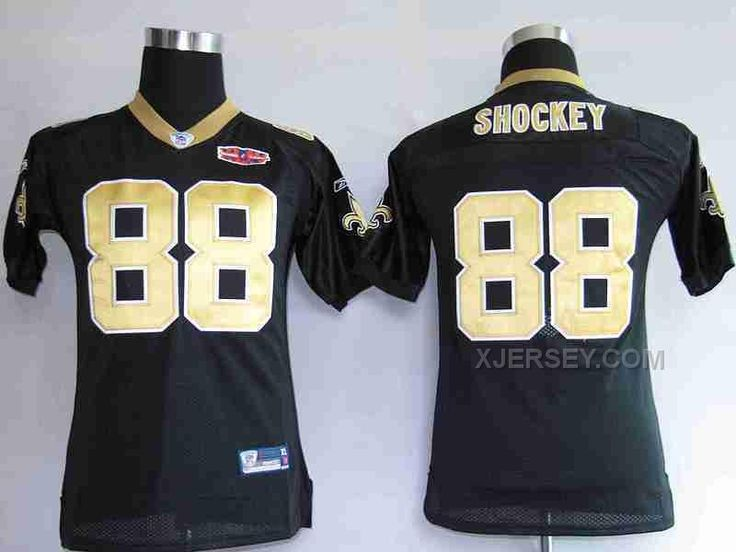 http://www.xjersey.com/saints-88-shockey-black-2010-super-bowl-women-jerseys.html SAINTS 88 SHOCKEY BLACK 2010 SUPER BOWL WOMEN JERSEYS Only $34.00 , Free Shipping!