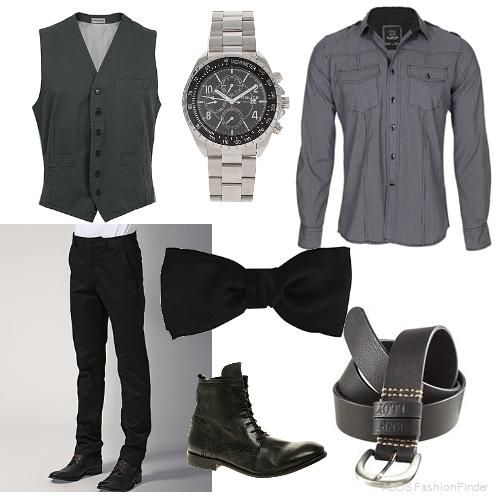 Bow ties are cool   Men's Outfit   ASOS Fashion Finder