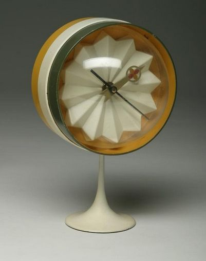 George Nelson-designed table clock