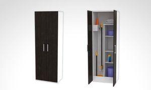 Mueble organizador para productos de aseo Maderkit®