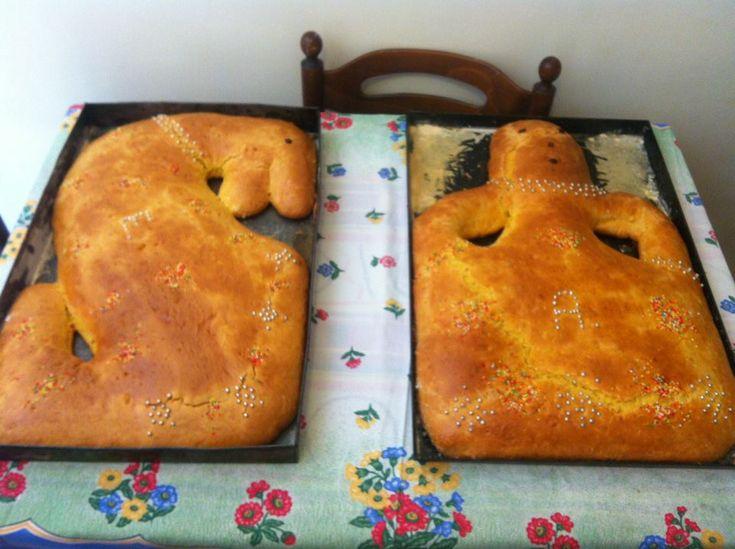 Molise - La Palomma e il Cucuruzzo di Villalago – dolce tradizionale Ricetta