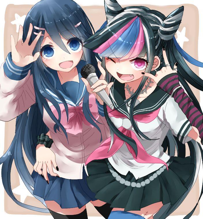 Kawaii Anime Girls (≧∇≦)