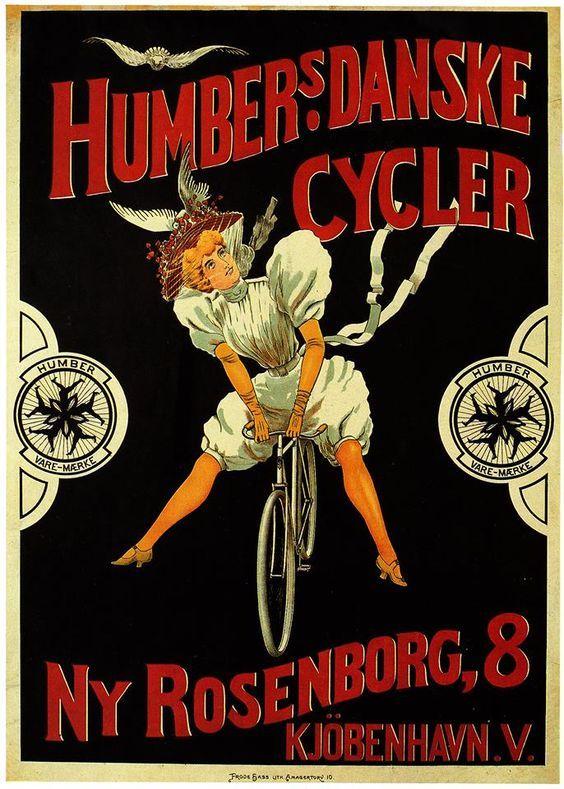 Humbers Danske Cykler ~ Carsten Ravn