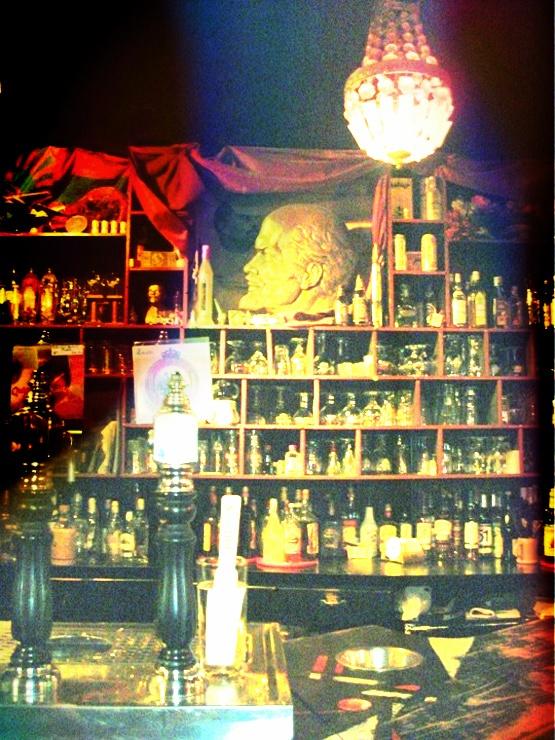 #bar #lille #vodka #lekremlin : un shot avec Lénine