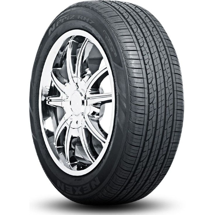 Nexen N'Priz RH7 All Season Tire - 225/55R18 97H