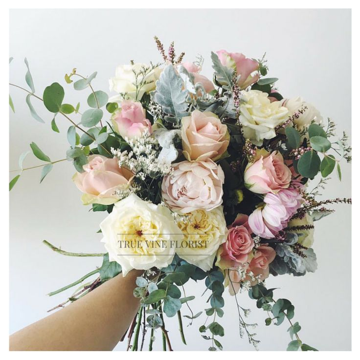True Vine Florist. Florist Based in Sydney inner west. Enquire today. #sydneyflorist #sydneyflowers #bouquet #flowers #flowerpower #floral #flowerarrangement #floraldesign #sydney #flower #rose #bridal #bridalbouquet #bridesmaids #pastelbouquet #elegantbouquet #dustymiller #truevineflorist #weddinginspiration #weddingflowerinspiration #weddingbouquetinspiration #roses #weddingbouquet #pinkandwhitebouquet #davidaustinroses #flowerbouquet #cottageroses #romantic #bridesmaidbouquet…