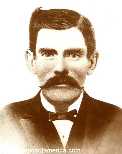 account of the life of john henry doc holliday John henry doc holliday (august 14, 1851 – november 8 holliday spent the remaining few years of life in colorado and died in his bed at a hotel in glenwood.