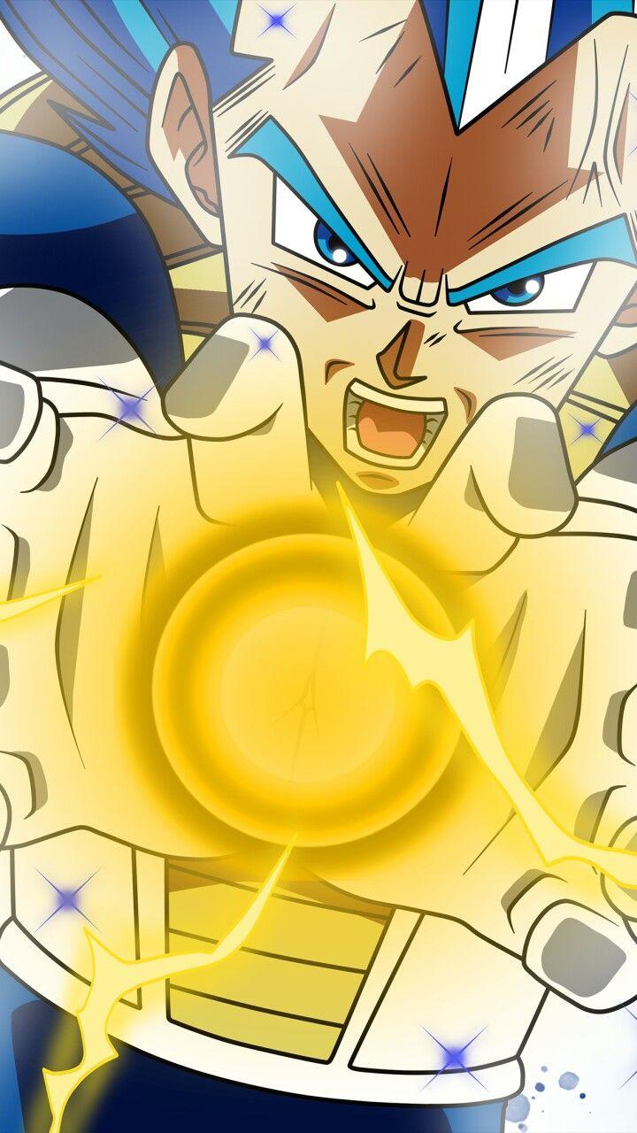 Final Flash Ssj Blue Full Power