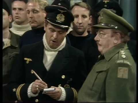 Dad's Army - my dad's favorite show when we were little