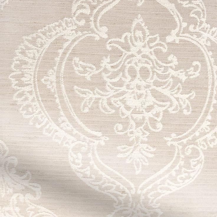 Chantilly Natural Roman Blind