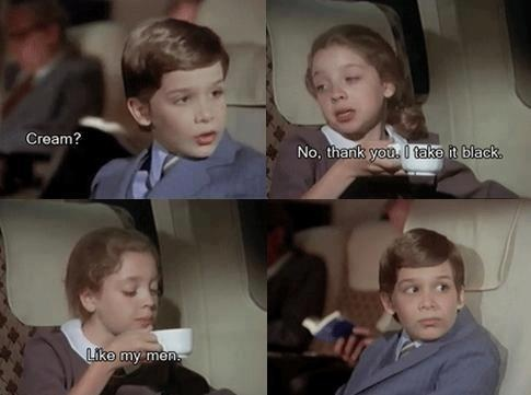 "I love ""Airplane the Movie"""