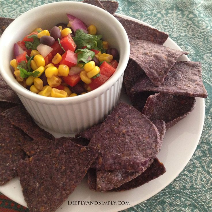 Easy Vegan Summer Potluck Idea | Deeply & Simply