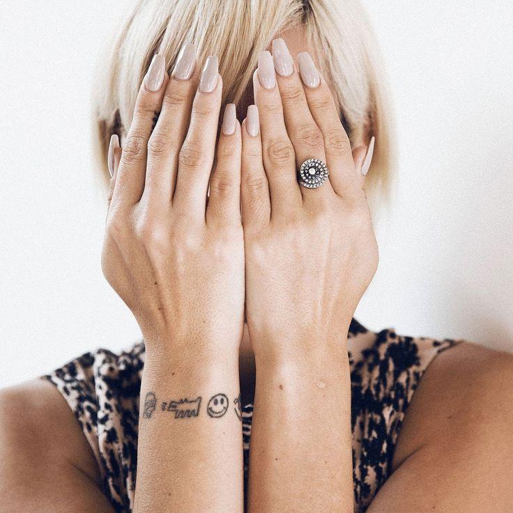 Лили Аллен — Фотосессия для «Vero Moda» Зима 2015