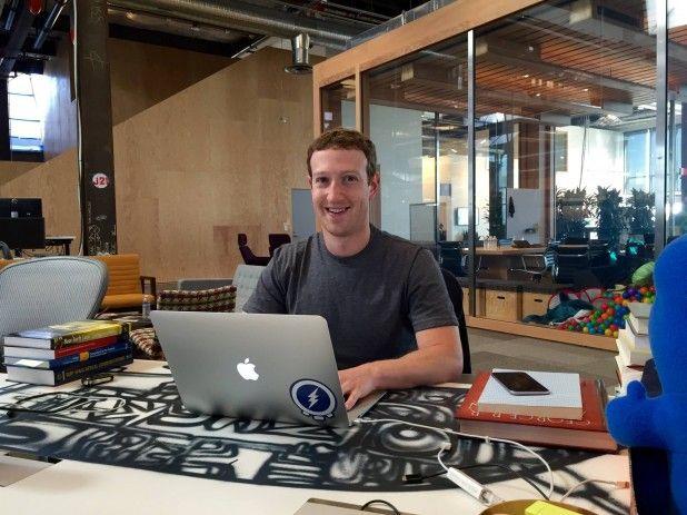 Dünyanın En Ünlü CEO'ların Ofisleri