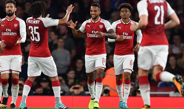 Arsenal 1 - Doncaster 0: Theo Walcott scores only goal of the game for Gunners   via Arsenal FC - Latest news gossip and videos http://ift.tt/2fbPtzX  Arsenal FC - Latest news gossip and videos IFTTT