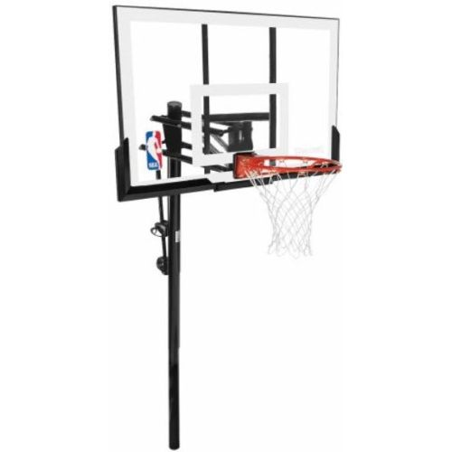 Spalding Basketball Hoop - 88291 54-Inch Acrylic Backboard In-Ground System