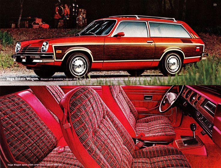 1976 Chevrolet Vega Estate Wagon
