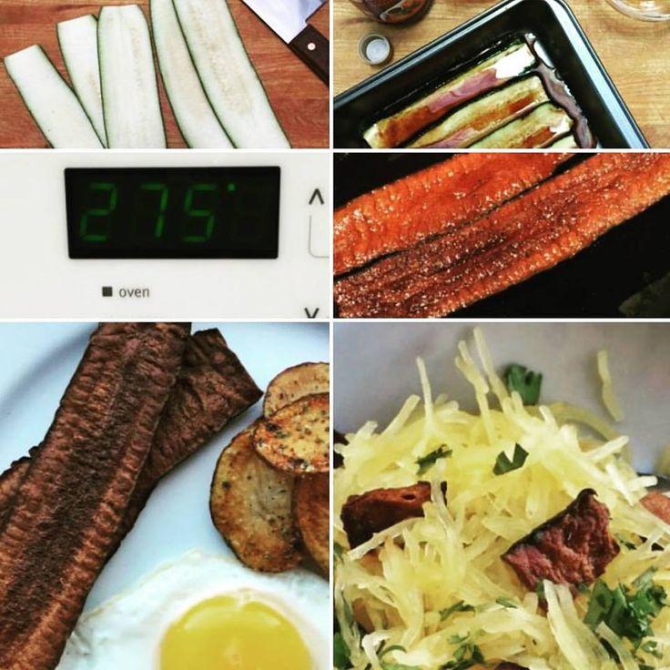Faire du bacon végétalien maison