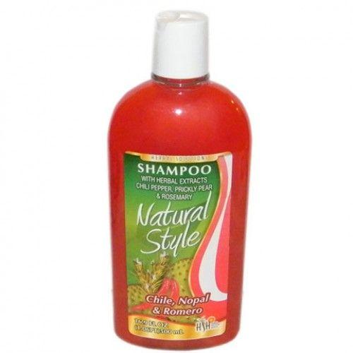Shampoo de Chile Nopal y Romero 500ml - Herbal Solutions Health - Herbal  Solutions Health
