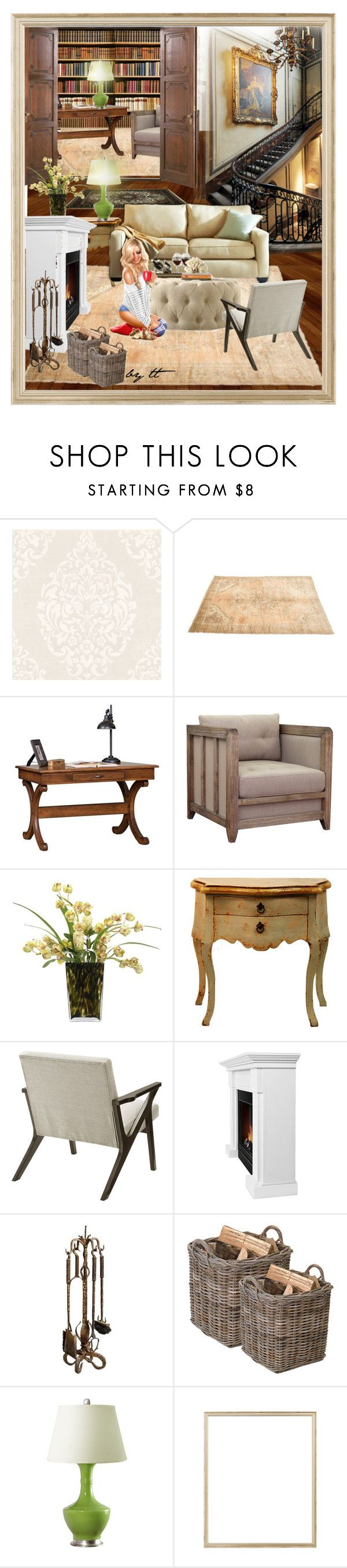 """""""Meaning Of January Contest, """"Doorways, II""""...by tt"""" by fowlerteetee ❤ liked on Polyvore featuring interior, interiors, interior design, home, home decor, interior decorating, Bellini, DutchCrafters, I Love Living and Ethan Allen"""