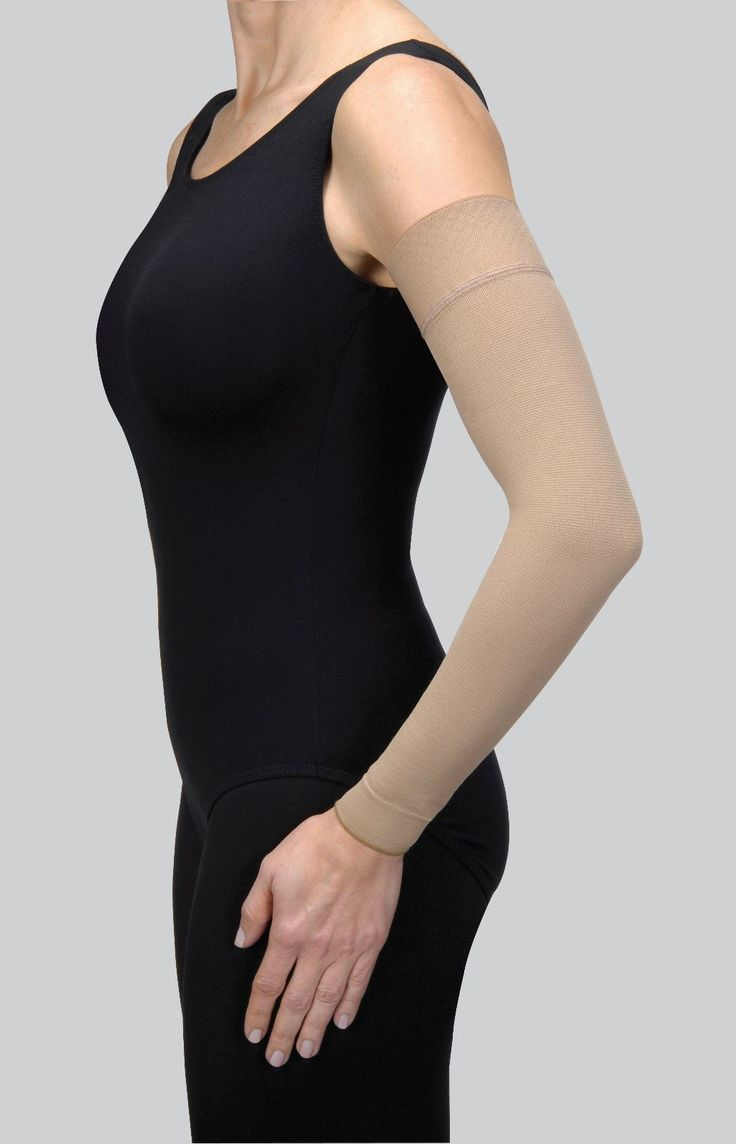 Jobst - Compression Arm Sleeve 20-30 Hhmg Beige