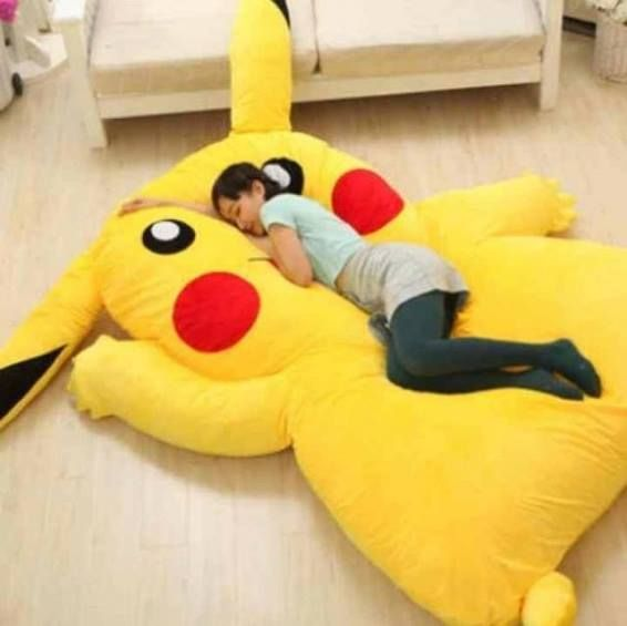 Pikachu Bed I Choose You The O Jays Plush And Pikachu
