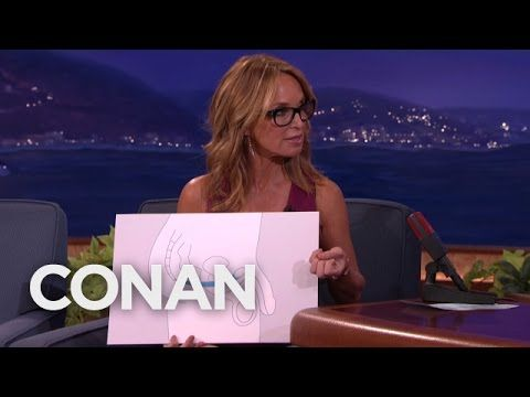 Dr. Jennifer Berman Teaches Conan Male Kegel Exercises  - CONAN on TBS