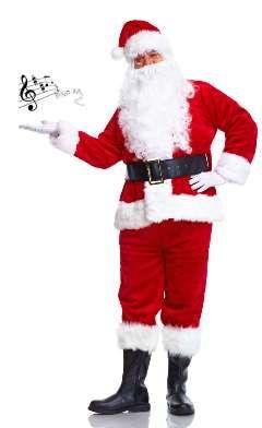 Free Christmas music and Christmas songs