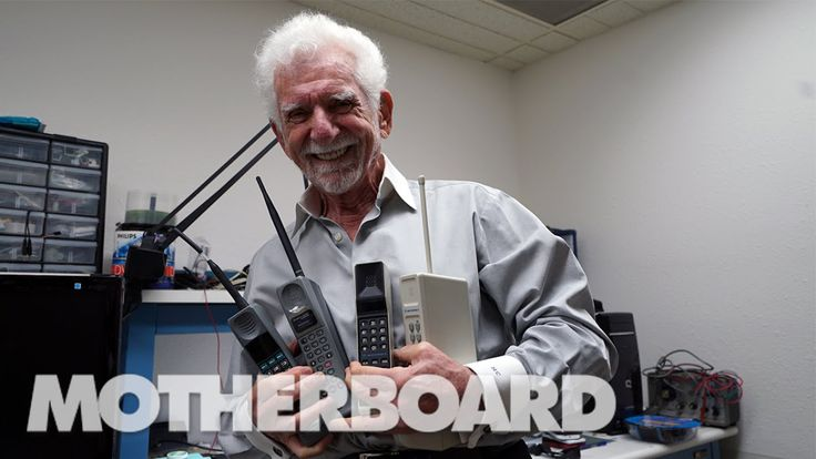 A Fascinating Interview With Martin Cooper, Father of the Cell Phone