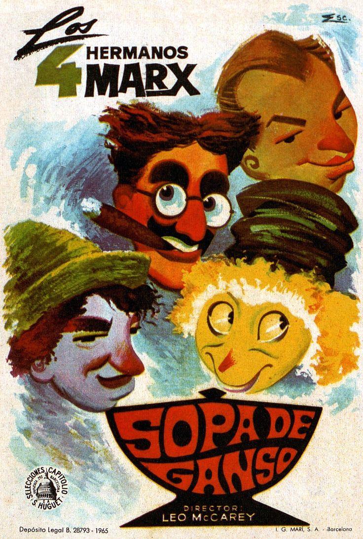 1933 - Sopa de ganso - Duck Soup - tt0023969