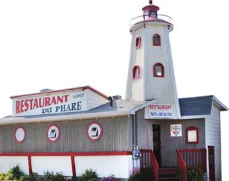 Restaurant du Phare - Place Lemieux www.tourisme-rimouski.org