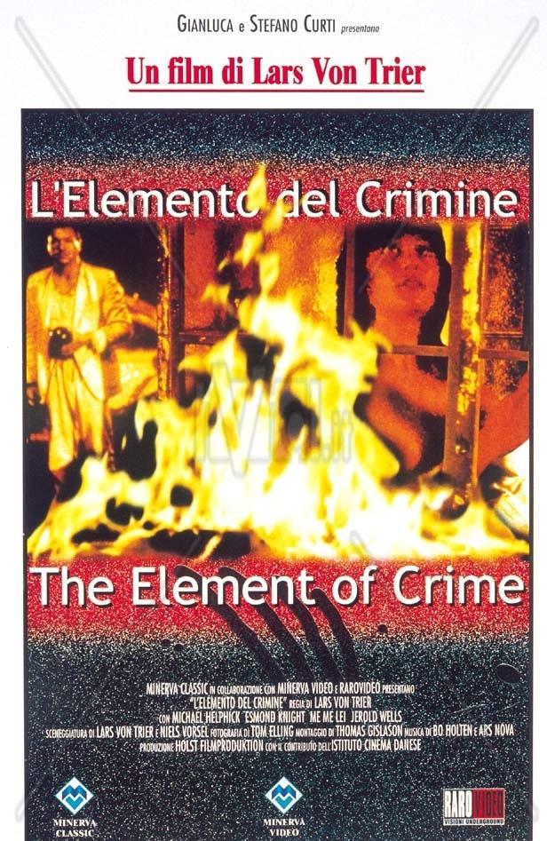 Forbrydelsens element