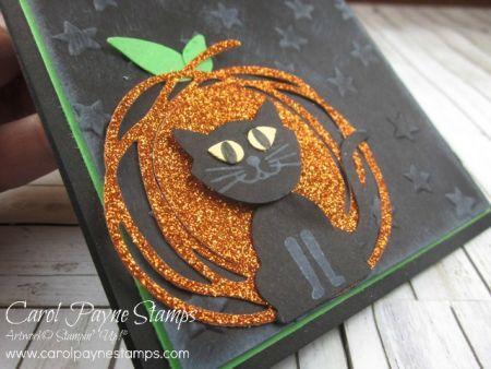 Stampin' Up!, Foxy Friends, Fox Builder Punch, Swirly Scribbles Thinlets, Cookie Cutter Halloween, Pumpkin Pie Glimmer, Labeler Alphabet, Tree Builder Punch, Lucky Stars Folder, Acorny Thank You, http://www.stampinup.net/esuite/home/carolpayne/