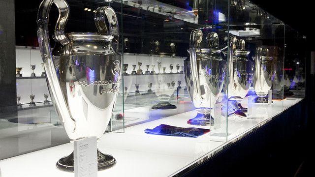 FCB Museum Woahhhhhhhhhhh ^_^
