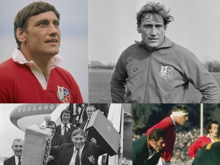 The greatest Lions: Willie John McBride | Planet Rugby : Planet Rugby