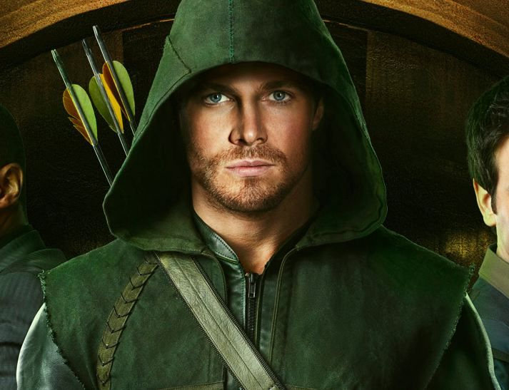 Which new TV show will be your crack?  Arrow.