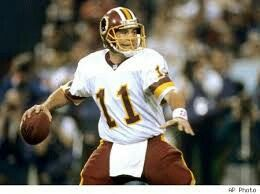 Mark Rypien became the first foreign born quarterback to win the Super Bowl.  He was born in Calgery, Alberta.