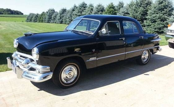 163 best images about 49 51 fords on pinterest cars for 1951 ford 4 door sedan