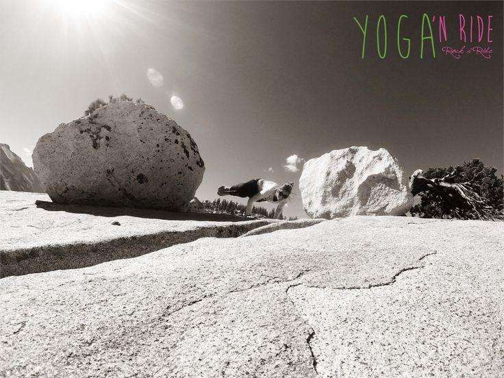 Zen spot @ Tioga Pass Yosemite National park - California www.rocknride.eu