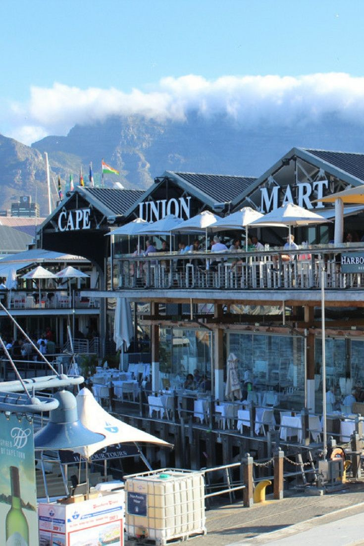 V&A Waterfront the perfect place to go shopping in Cape