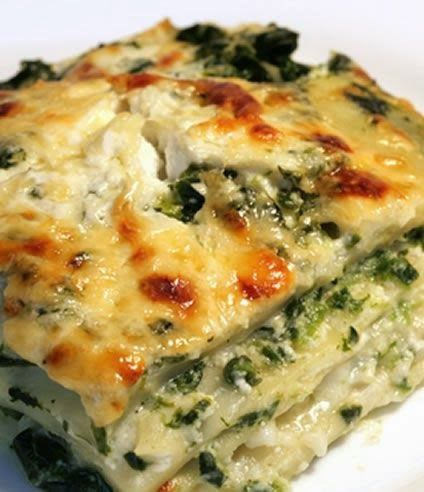 Creamy Perfection Vegetarian Lasagna with Ricotta Cheese - Cocinando con Alena