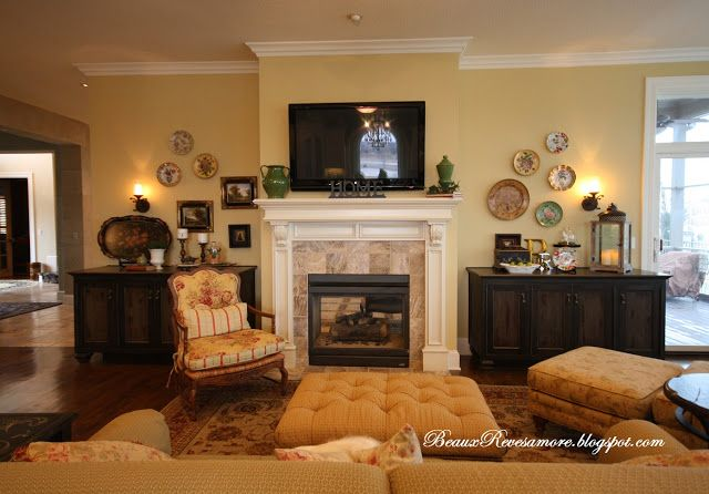 1000 Ideas About Family Room Colors On Pinterest Living