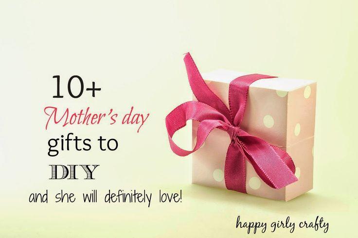 10  Mother's day gifts to DIY that she will definitely love! / 10  ιδέες για χειροποίητα δώρα για τη γιορτή της μητέρας!