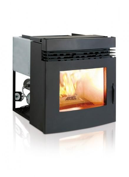 Inset ICP ( 13 ) Wood Pellet Stove