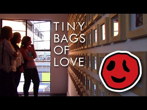 Tiny Bags of Love Jeanne-Marie Webb