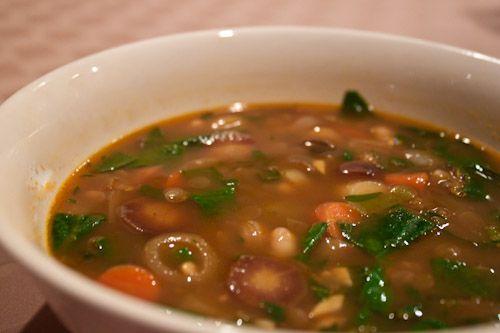 Comfy Cozy Lentil Soup!