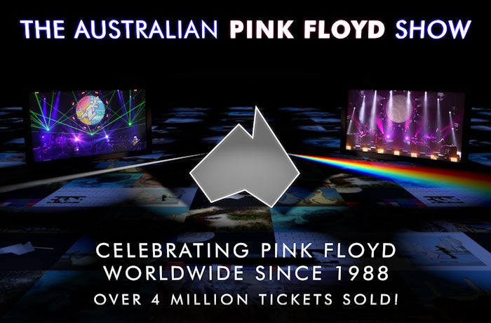 Aussie Pink Floyd Tour Dates - Buy Tickets online and see all our up and coming shows
