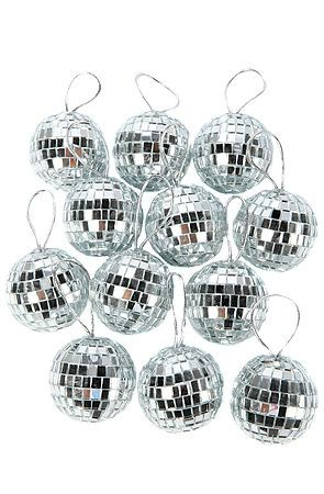 Also great for a disco themed party! The KL XMAS Home Decor Disco Ball Ornament - Karmaloop.com