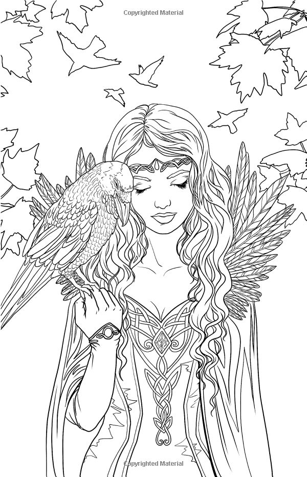Advanced Queen Coloring Pages Detailed Coloring Pages For Adults ...